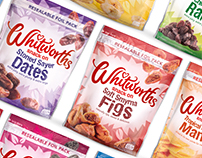 Whitworths Masterbrand Relaunch