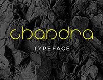 Chandra Typeface
