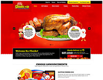Chooks-To-Go - Website 2013