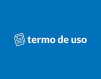 termo de uso | Logotipo