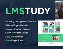 LMStudy - Course / Learning / Education LMS WooCommerce