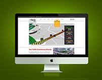 Radyo Trafik | Web Design