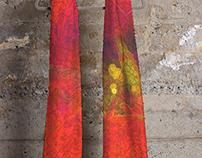 Textiles: Scarves