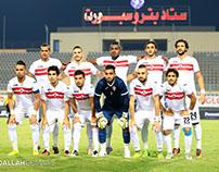 Zamalek SC 3-0 El-Dakhlya (EPL 2017/18)
