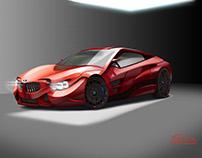 BMW M10 Supercar Concept