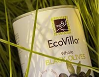 Eco Villa / Identity