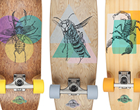 New DStreet wooden cruiser series