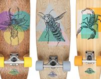 New DStreet wooden cruiser series