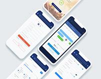 Mobile UI for Open Coaches
