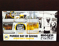 Purdue Day of Giving Campaign