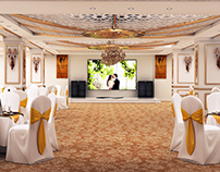 """Paşapark Hotel Wedding Hall"" from Konya"