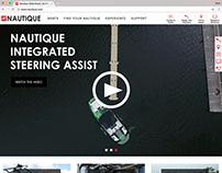 Nautique UI/UX Design