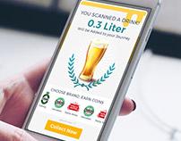 Beer app design