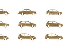 Automotive Historical Timeline (VW EU/NA)