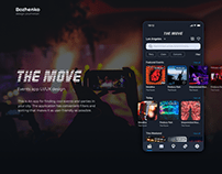 The Move - Events App