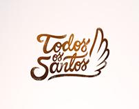 Todos os Santos | Moda Praia - Logo e Identidade Visual