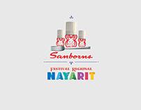 Festival Regional Nayarit - Sanborns
