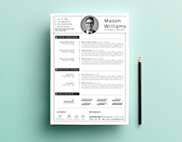 Ms Word Resume Template