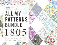 All My Patterns Bundle