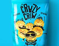 Crazy Crew - crazy taste!