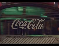 Coca Cola - Eyes Closed