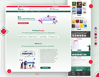 Printing Bangla Web UI