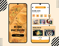 Food Delivery UI