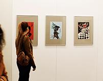 'lost at sea' - art show
