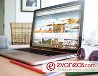 Evaneos.com ( Ux / Ui )