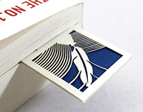 Papercut Bookmarks