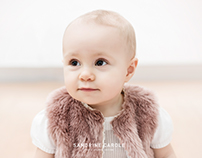 Fluffy Pink Girl