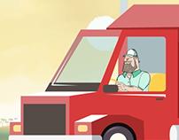 Trucker Path App Promo