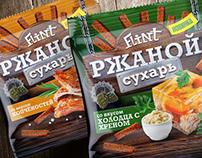 Flint Rye Snack