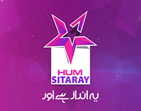 Hum Sitaray Packaging 2017