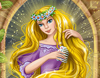 """Fairy tales about princesses For """"Ranok"""""""