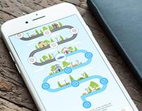 """""""My License"""" App Ui-UX - Design"""