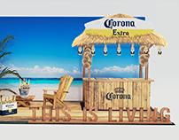 Corona Instalación Aeropuerto El Dorado 2019