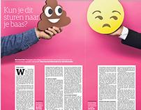 Emoji op kantoor | NRC