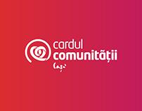 Iasi Communities Card | Identity