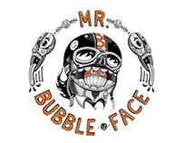 Mr Bubble Face / Biker Style