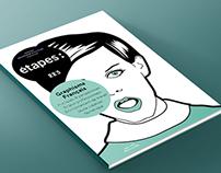 étapes: cover magazine