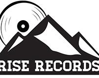 Rise Records (rebranding) Logo