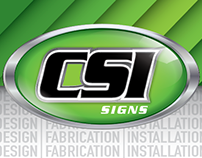 CSI Signs : Ads & Branding