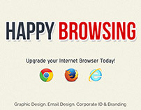 Browser Upgrade Mailer