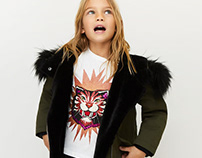 TIGRE for ZARA KIDS AW17