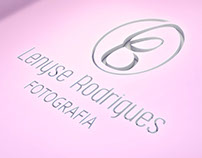 Logotipo Lenyse Rodrigues Fotografia