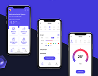 Smart Home Assistant App