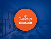 Stay Sunny 305 - social media