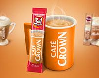 -CafeCrown 3ü 1 arada-