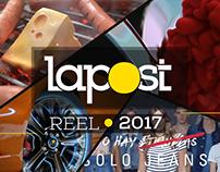 Reel LaPost 2017